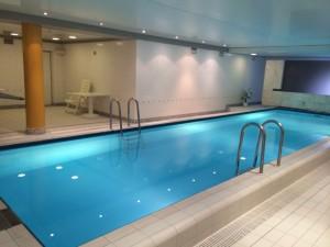 Plinkšių viešbučio baseino ir pirčių kompleksas