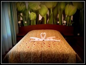 Plinkšių viešbučio spec. pasiūlymai romantikams